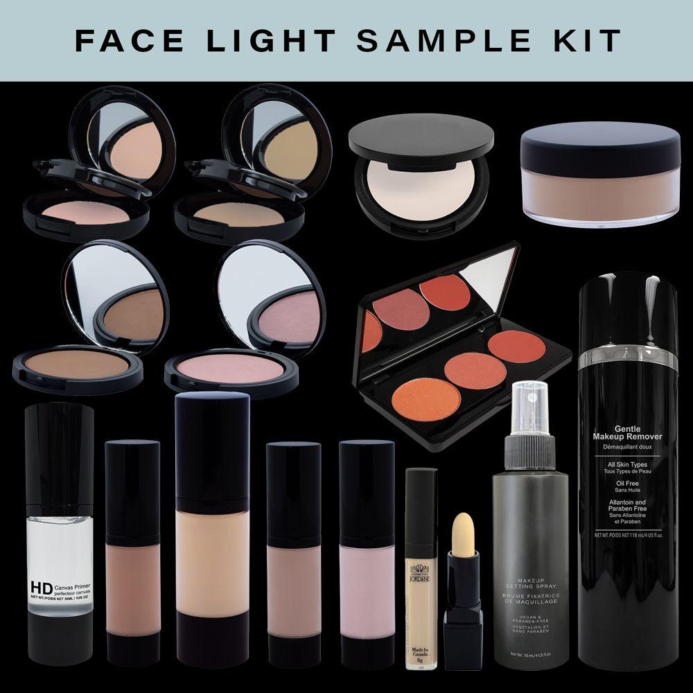 Sample Kit Face Light Nature