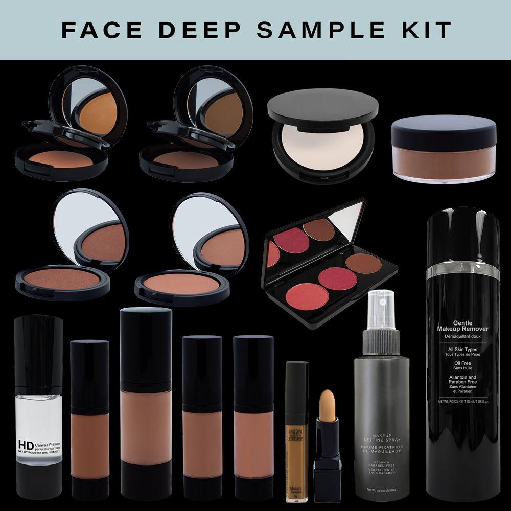 Sample Kit Face Dark Nature S