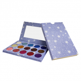 create your own custom eyeshadow palette