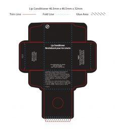 Professional Black Box - Lip Conditioner