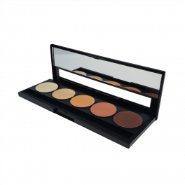 build your own eyeshadow palette