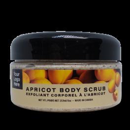 Apricot body scrub 8oz