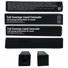 Professional Black Box Full Coverage Liquid Concealor
