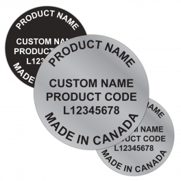 Top Quality Custom Label Printing