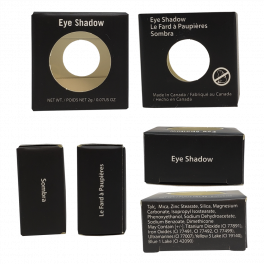 Professional Black Box Eyeshadow