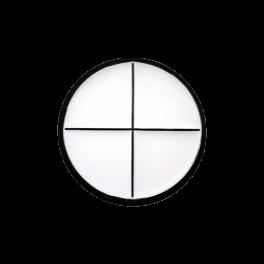 Grease Wheel - White