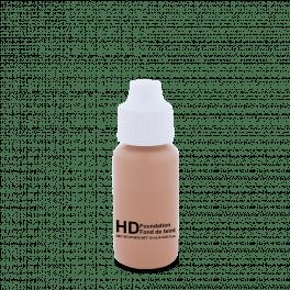 15ml- HDL153 Medium Tan HD Foundation