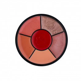 Lipstick Wheel Orangelicious
