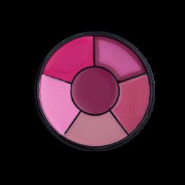 Lipstick Wheel Pink Lady Mattified
