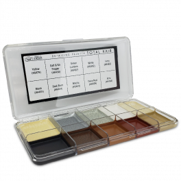 Alcohol Detailing Palette - Total Hair - Large