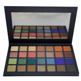 Willow Artistry Palette - Talc Free