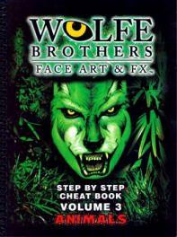Wolfe Face Art & FX Volume 3 ANIMALS