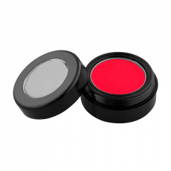 Eye Shadow - Hot Red - Matte - Compact in Bulk
