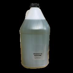 Massage Oil - Azulene - 128 oz / 1 gl