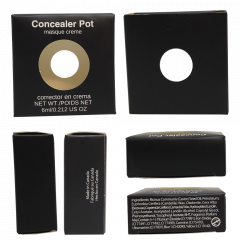 Concealor Pot - Professional Black Box