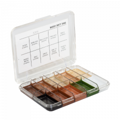Muddy Dirty Tang - Mini - Alcohol Detailing Palette