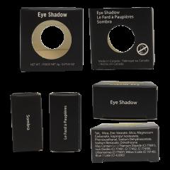 Professional Black Box Eyeshadow