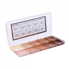 Flesh Tone 1 - Large - Alcohol Detailing Palette