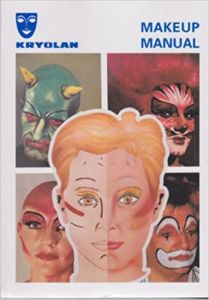 Kryolan Makeup Manual Paperback NEW