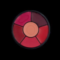 Lipstick Wheel Ravishing Red
