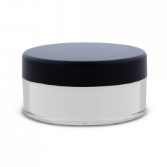 HD 10g Loose Powder No Color - Black Cap
