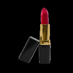 Lipstick - Raspberry Red - C - Gold Trim