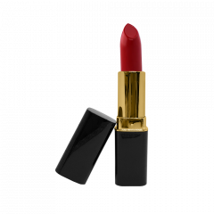 Lipstick - Red - M - Gold Trim