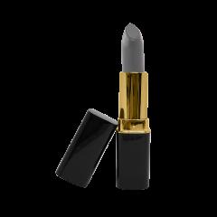Lipstick - Grey - M - Gold Trim