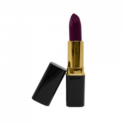 Lipstick - Burgandy - M - Gold Trim