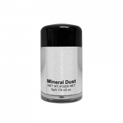 MD1 Mineral Dust Pearl White