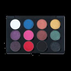 custom eyeshadow palette vendor, private label makeup palette wholesale in Canada