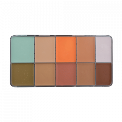 Buy HD cream foundation corrector Plus Palette from the best cosmetic manufacturers near me