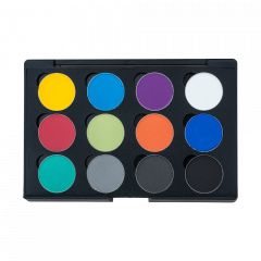 Build your own custom eyeshadow palette at wholesale or create your own makeup palette in the USA