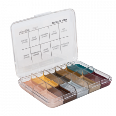 Shades of Death - Mini - Alcohol Detailing Palette