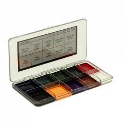 Tattoo Effects - Large - Alcohol detailing Palette