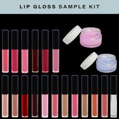 Sample Kit - Lipgloss 20pcs