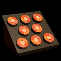 Display Insert - Color Wheels